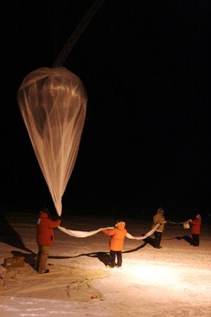 Weather balloon