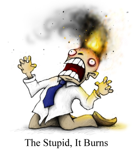 thestupiditburns