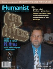 PZ Myers: Humanist of the Year